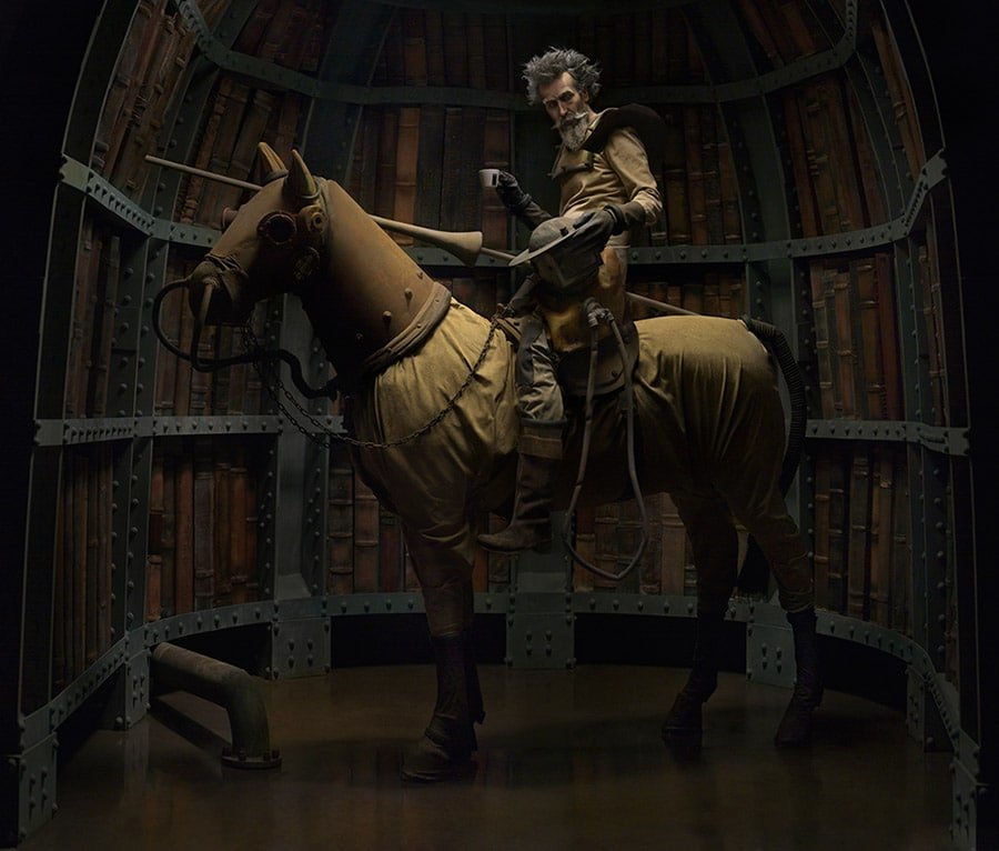Eugenio Recuenco photography portrait photographer american west