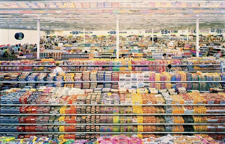 Andreas Gursky Photography - photographer portraits