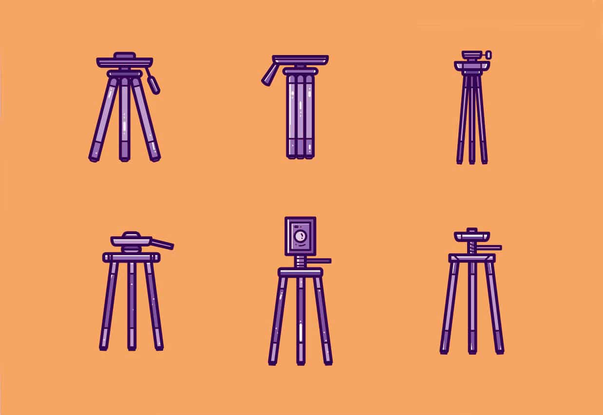 shotkit camera tripod guide