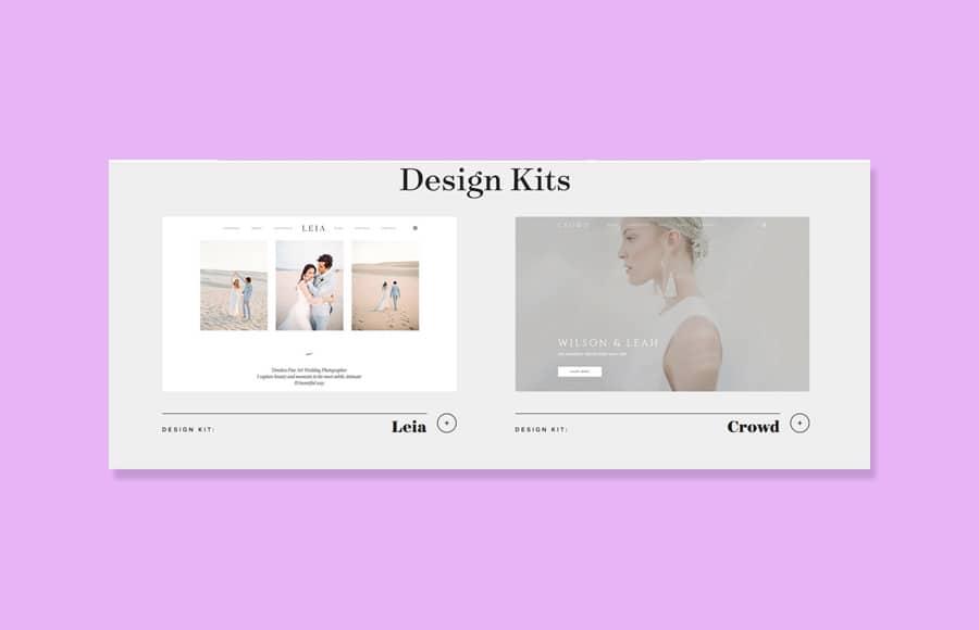 Squaremuse design kits