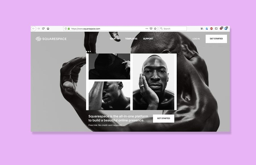 What is Squarespace?