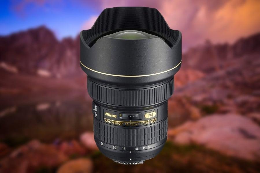 Nikon 14-24mm 2.8 G Best Nikon Landscape Photography Lens
