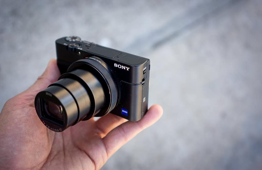 sony-rx100-vi-review - sony cyber-shot rx100 with electronic viewfinder and 4k video
