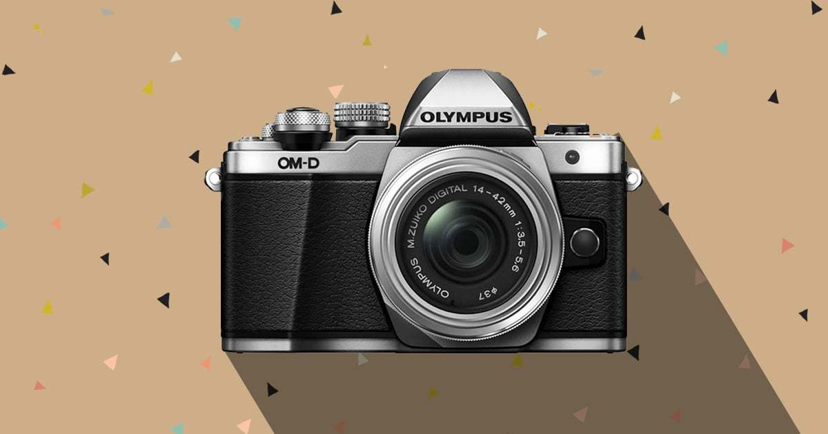 best mirrorless cameras with image stabilization, electronic viewfinder, continuous shooting and lcs screen