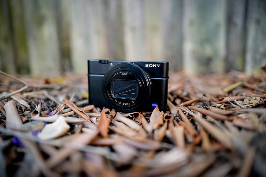 Sony RX100VI best camera compact option with 4k video
