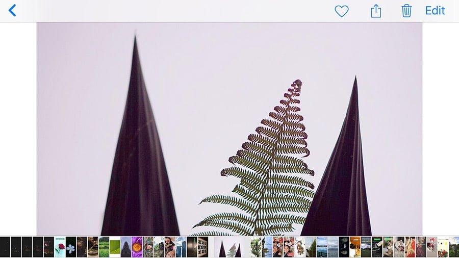 screenshot of a minimalistic image