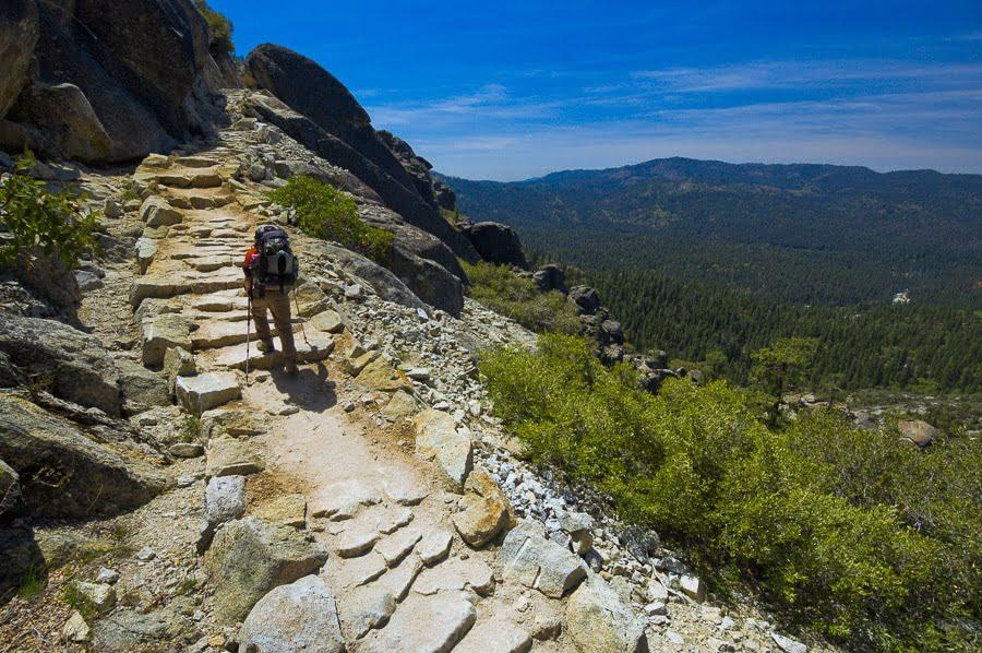 Nikon 16-35mm f/4 VR Landscape Photography Hiking Backpacking Lens
