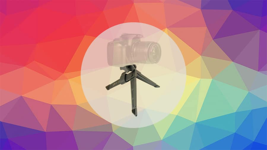 Pedco travel tripod