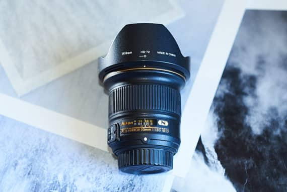 nikon 20mm f/1.8 review