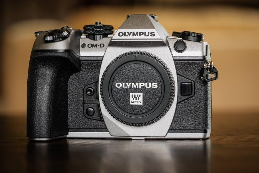 Olympus OMD EM1 II (Silver Anniversary Edition)
