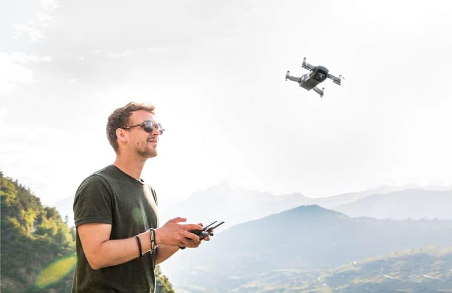 Drone Pilot Copter