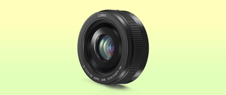 Panasonic-Pancake-Lens