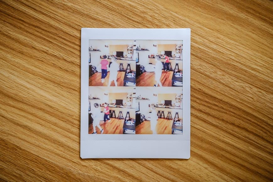 Review of the Fujifilm Instax SQ20