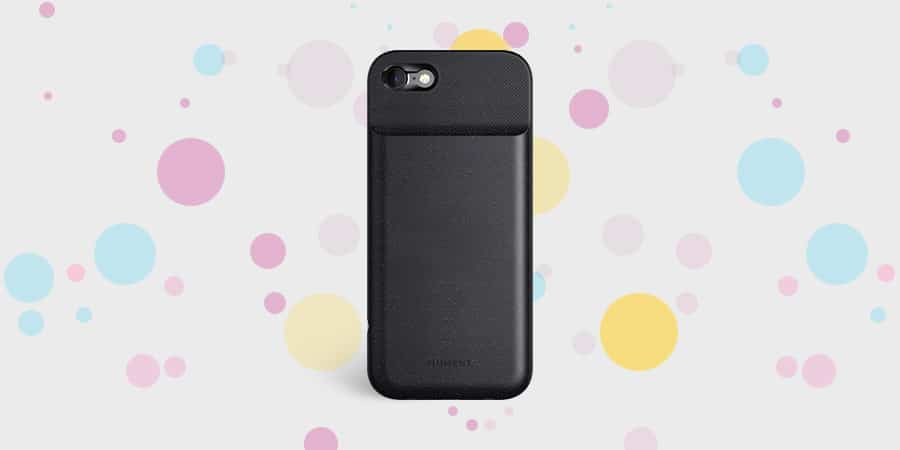camera lens iphone battery case