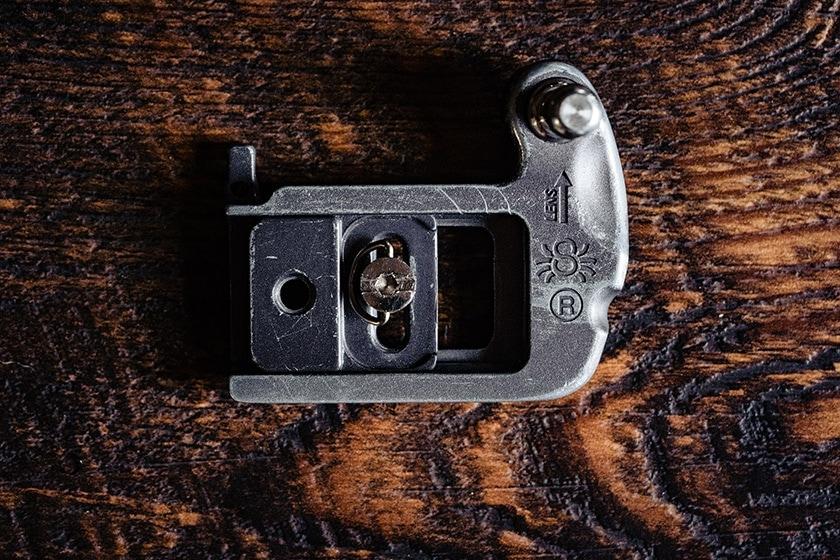 SpiderLight Camera Plate