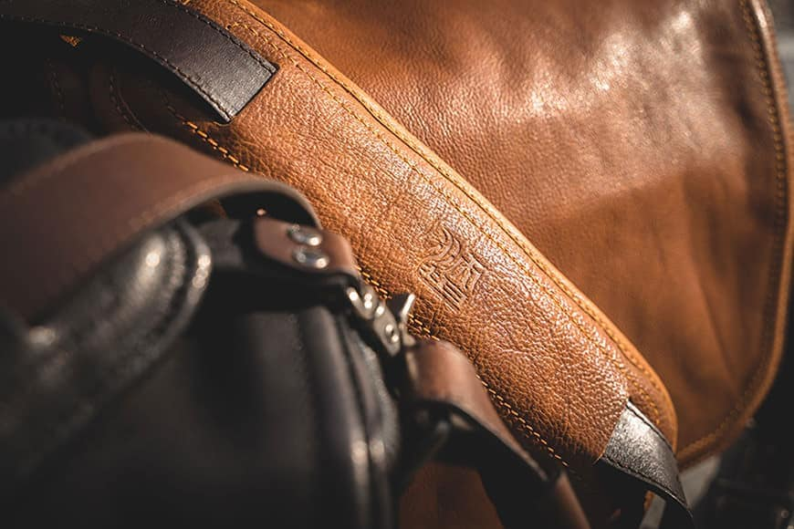 The Wotancraft Ryker has many small intricate details