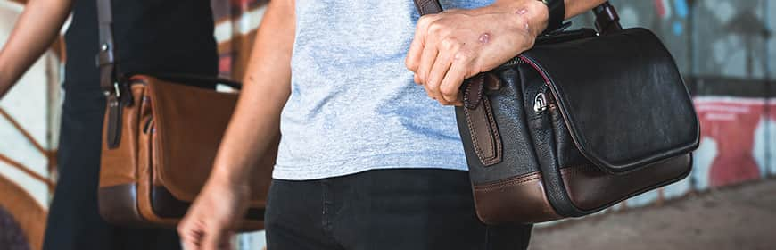 the ryker is a raw and rugged camera bag