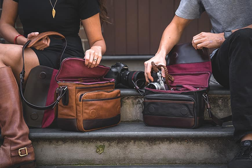 For a messenger bag the Ryker fits a lot of gear