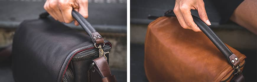 The Ryker Grab Handle is a must have for the Wotancraft Ryker
