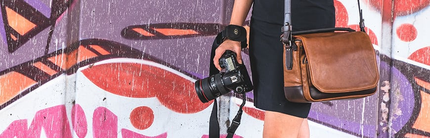 The Ryker will suit your daily needs as well as your photographic demands.