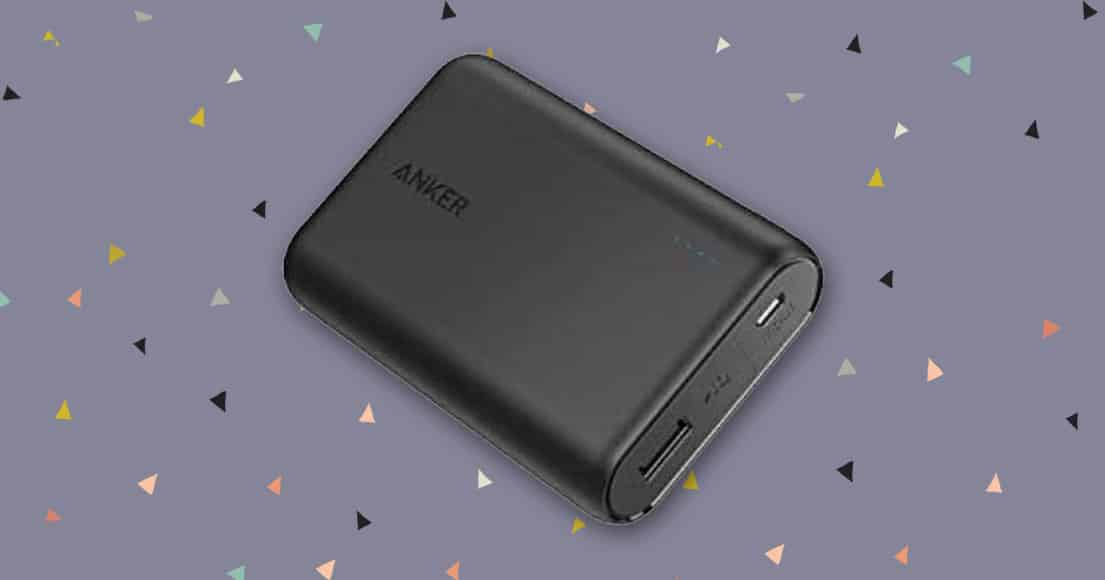 Anker Charger - great gift to get - new, fun, easy to use