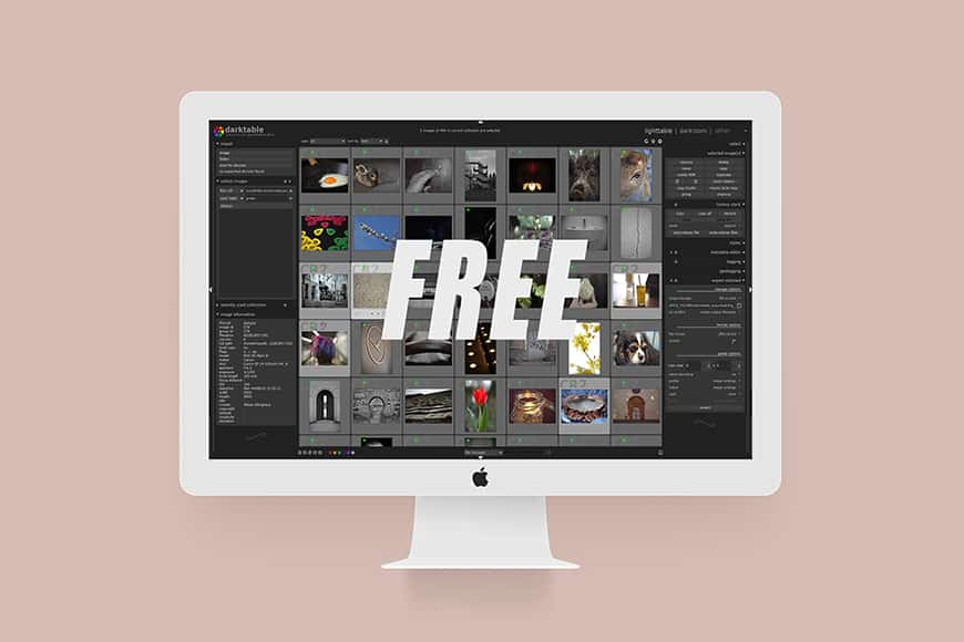best free lightroom alternative