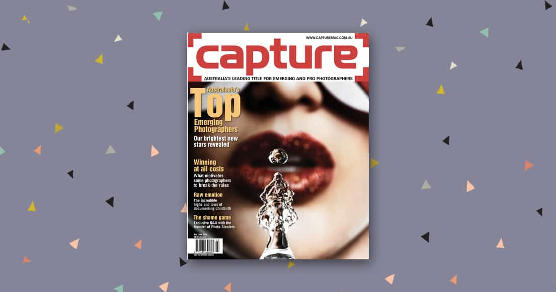 Capture Magazine Subscription