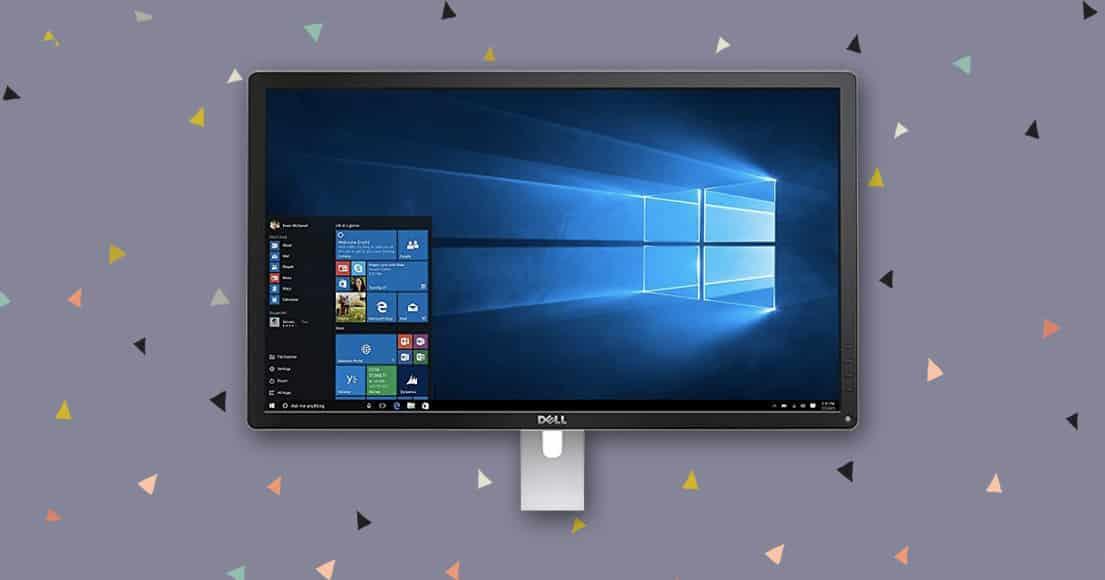 Dell Ultra HD 4k Monitor