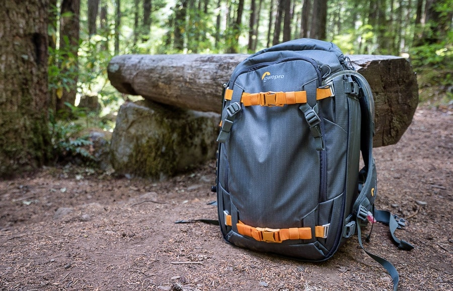 Lowepro Whistler BP 450 AW II Review