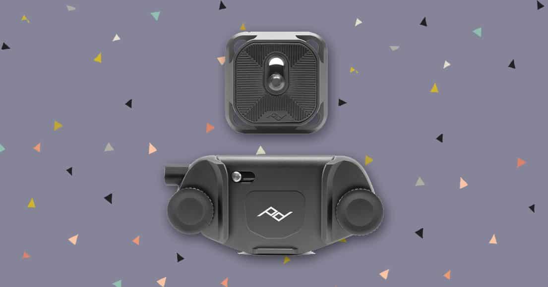 Peak Design Capture Clip - great gifts for dslr cameras
