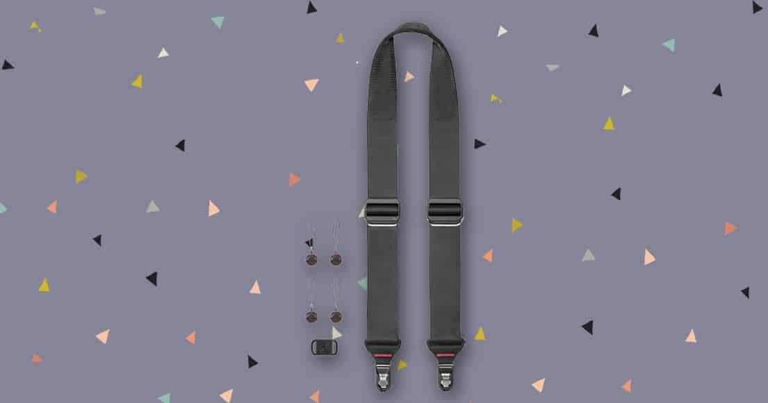 Peak Design Slide Camera Strap gift for photographers