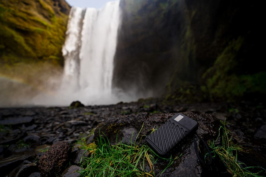 Gnarbox Review Iceland