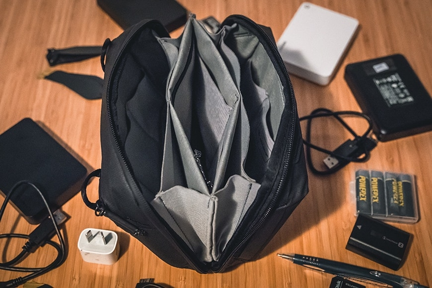 Peak Design Tech Pouch Review