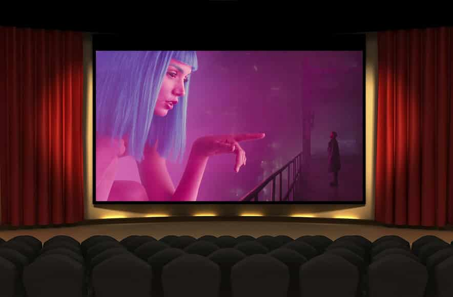visually inspiring movies cinematography