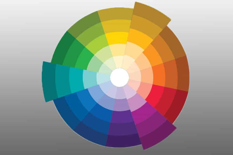 Colour theory for photographers triadic harmony