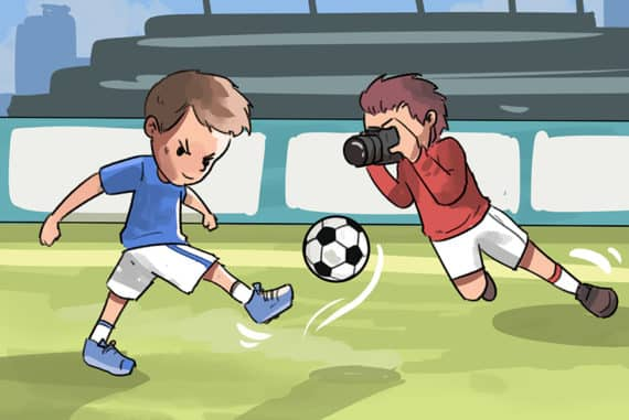 Best camera sports photography