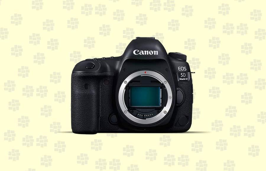 best full-frame sensor Canon portrait photography - DSLR photography camera with CMOS sensor