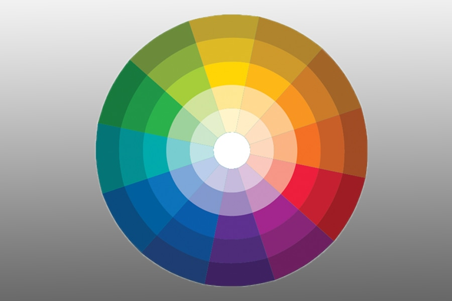 colour wheel colour theory for photography