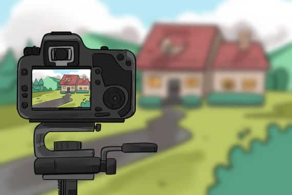 best camera real estate photography