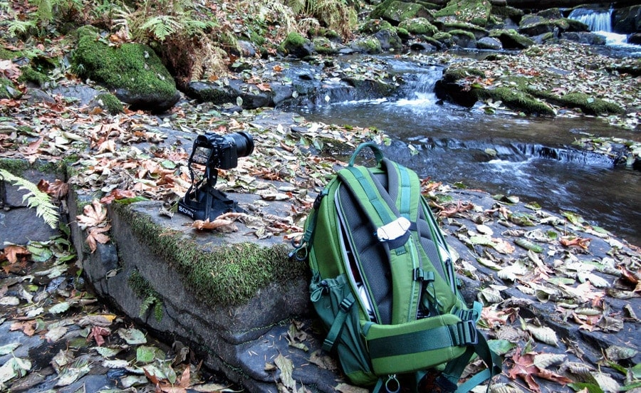 Hiking with the Mindshift Backlight 26L