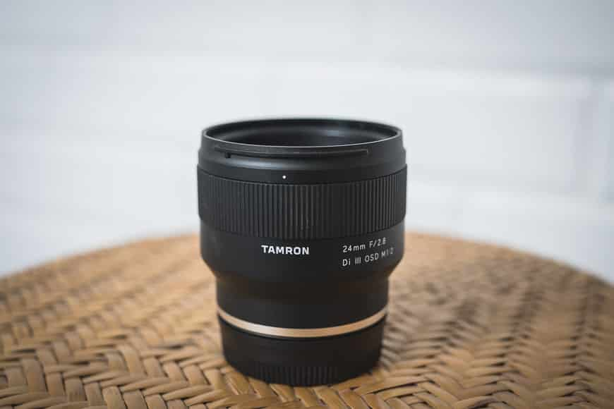 tamron 24mm f/2.8 review