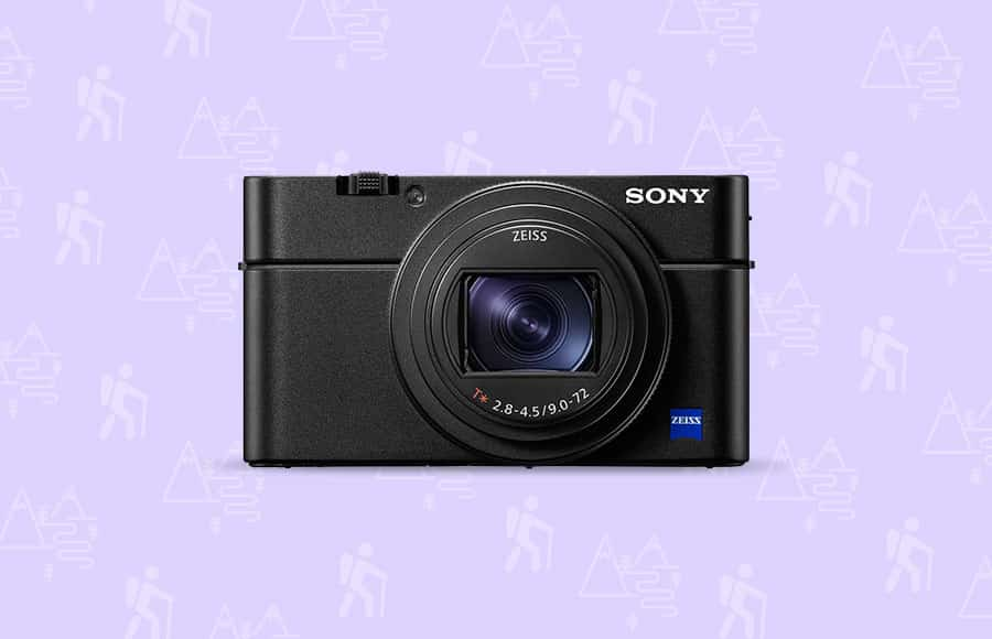 Sony compact camera one of the best cameras on the market for hiking and backpacking