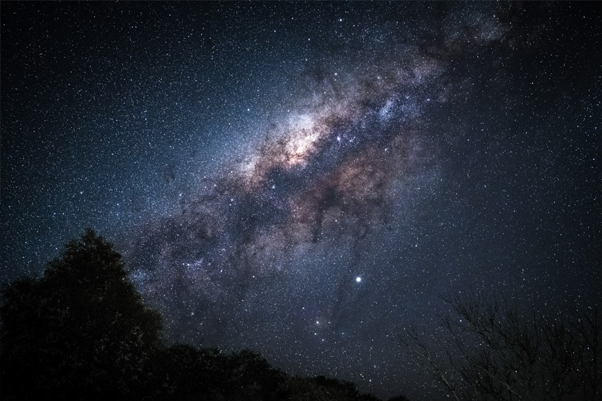The stunning milky way on a cold crispy Australian night | Sony A7 iii + Tamron 28-75mm f/2.8 :: 28mm | 10sec | f/2.8 | ISO 12800