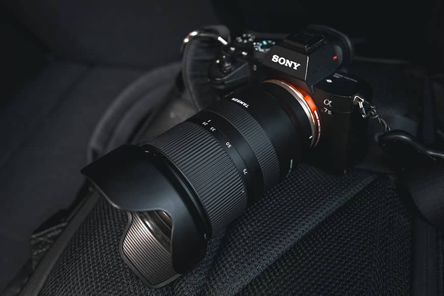 I cannot stress enough how great of a combination the Tamron 28-75mm f/2.8 and the Sony A7 iii are