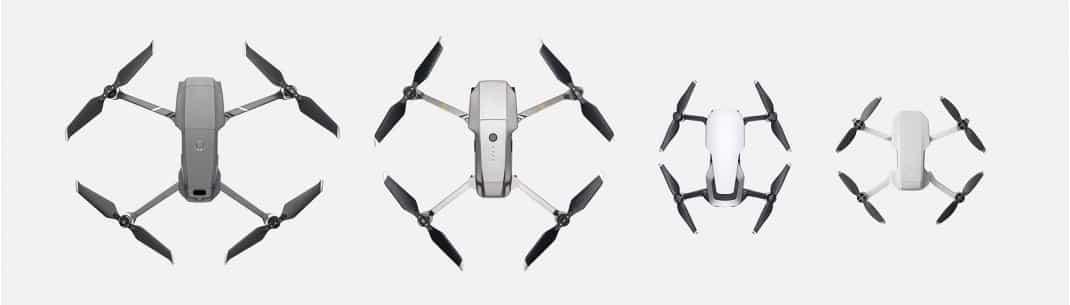 mavic mini vs other drones