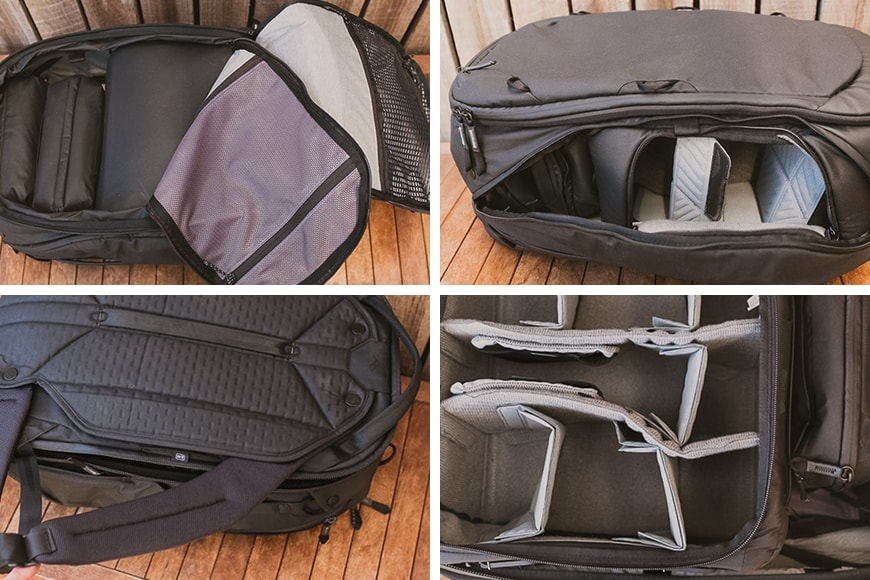 PD Travel Backpack