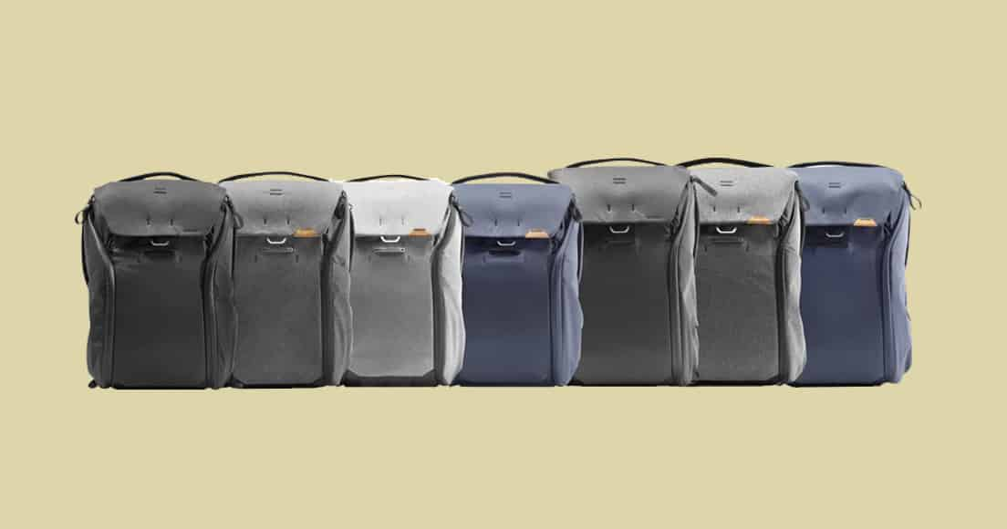 peakl design everyday backpack v2