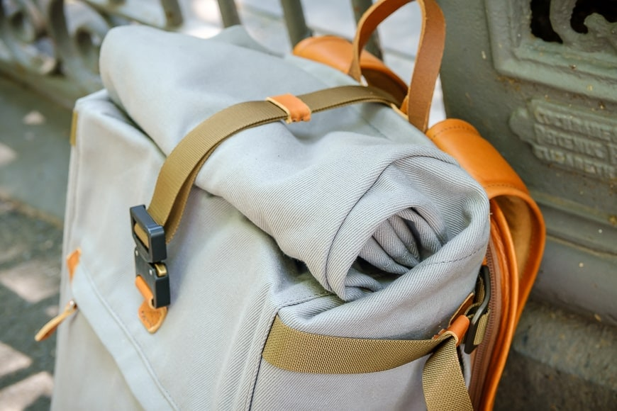 Compagnon the backpack 2.0 review