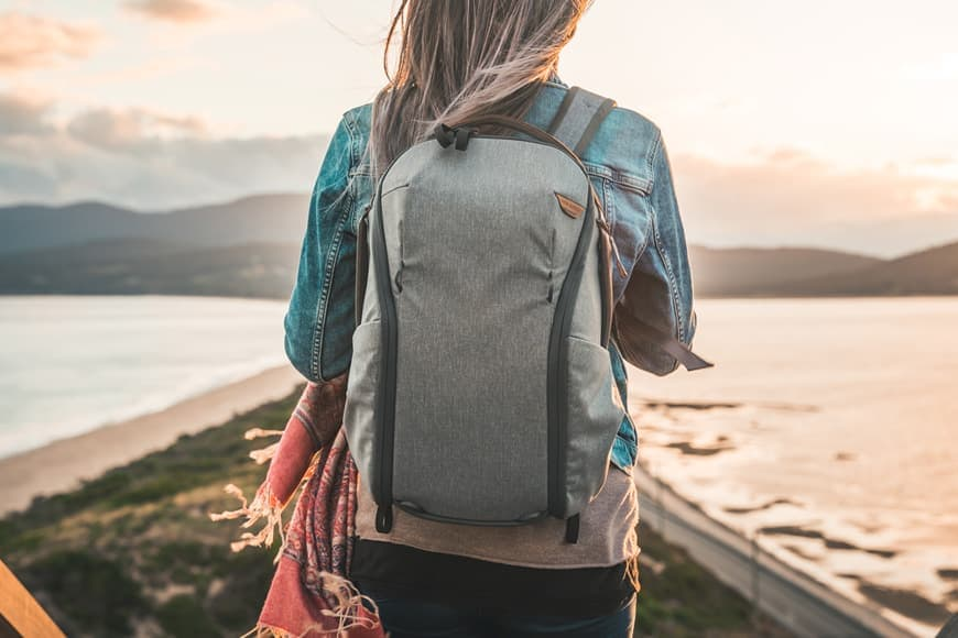 The Peak Design Everyday Backpack Zip