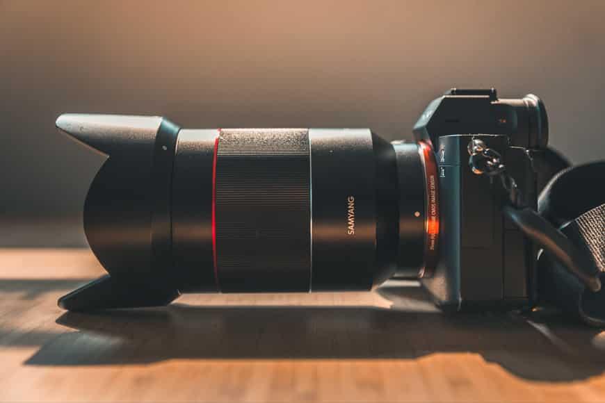 Review of the Samyang AF 35mm f/1.4 FE